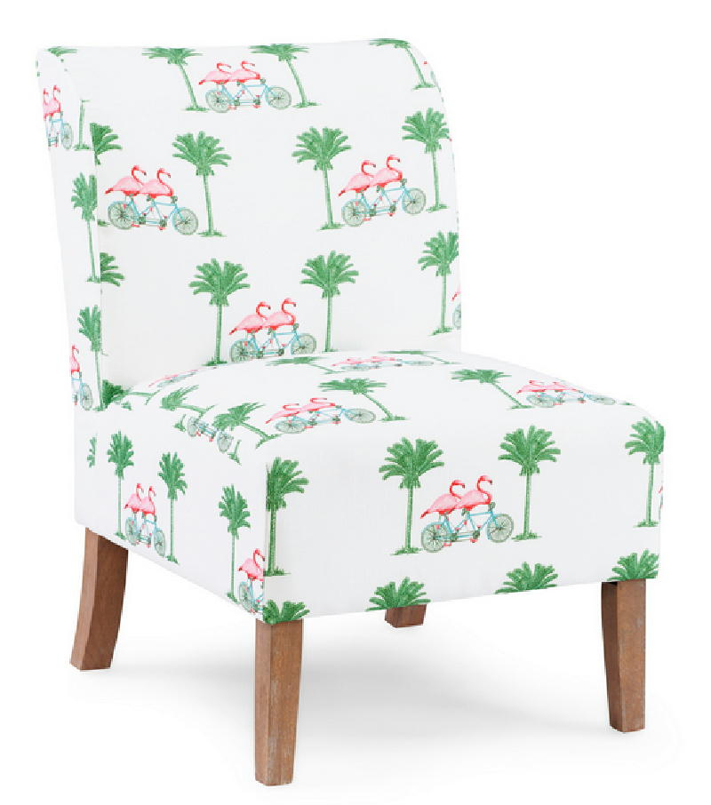 Curve Back Chair