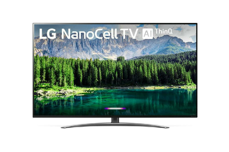 49 inch 4K Smart LED TV wNanoCell