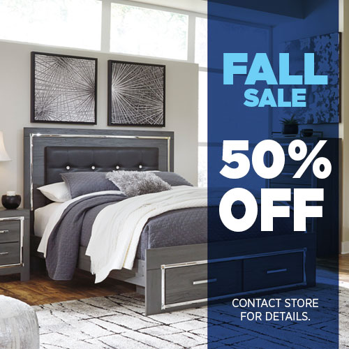 Grand Furniture 50% to 75% off inventory blowout sale