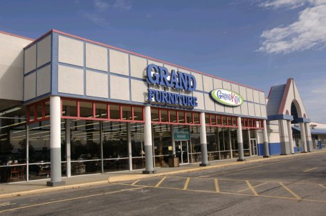 Grand Furniture S Six Convenient Locations Make Shopping Fast And